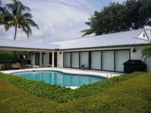 Asphalt or Tile our popular roofing material that most use.