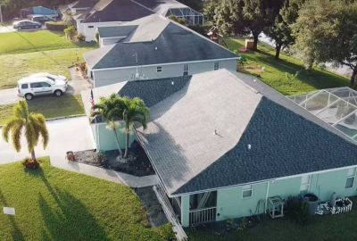 Shingle Roof In Port St Lucie